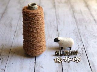 尾州の織糸 ウール100% #27 太さ 100g