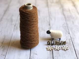 尾州の織糸 ウール100% #33 太さ 100g
