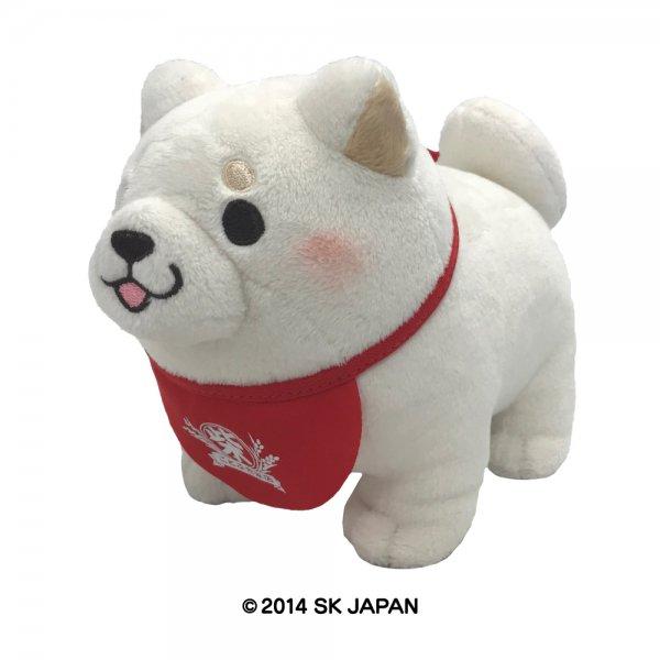忠犬もちしば ぬいぐるみ Sサイズ(うめ)