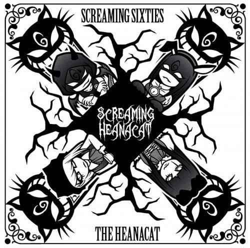 CD ミニアルバム「絶叫するヒーナキャット」