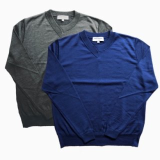 <img class='new_mark_img1' src='https://img.shop-pro.jp/img/new/icons1.gif' style='border:none;display:inline;margin:0px;padding:0px;width:auto;' />masao shimizu Round Vneck Pullover