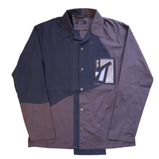 <img class='new_mark_img1' src='https://img.shop-pro.jp/img/new/icons16.gif' style='border:none;display:inline;margin:0px;padding:0px;width:auto;' />MOTIF WORK SHIRT[EXCLUSIVE]