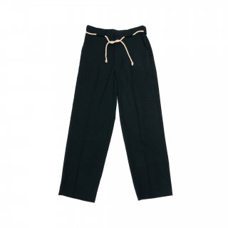 <img class='new_mark_img1' src='https://img.shop-pro.jp/img/new/icons1.gif' style='border:none;display:inline;margin:0px;padding:0px;width:auto;' />GABARDINE ROPE TROUSERS