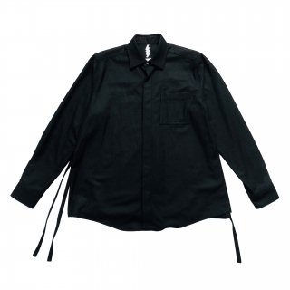 <img class='new_mark_img1' src='https://img.shop-pro.jp/img/new/icons1.gif' style='border:none;display:inline;margin:0px;padding:0px;width:auto;' />KIMONO BREASTED SHIRTS -WOOL-