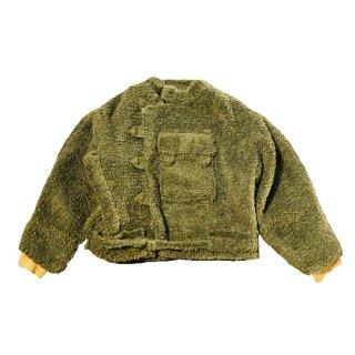Knitted Swedish Motorcycle Jacket