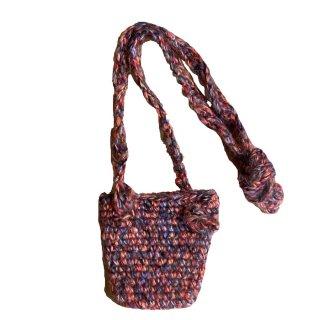 People Crochet Bag