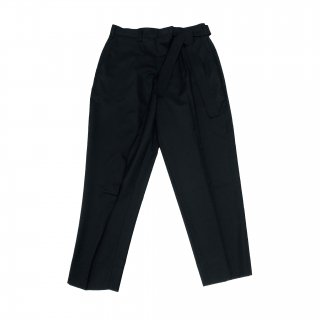 <img class='new_mark_img1' src='https://img.shop-pro.jp/img/new/icons1.gif' style='border:none;display:inline;margin:0px;padding:0px;width:auto;' />WRAP KNOT WIDE TROUSERS