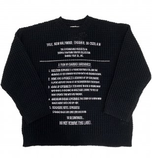 """<img class='new_mark_img1' src='https://img.shop-pro.jp/img/new/icons1.gif' style='border:none;display:inline;margin:0px;padding:0px;width:auto;' />""""Milspecs"""" Printed Knit"""