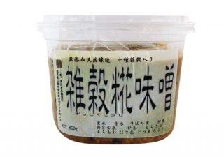 雑穀糀(ざっこくこうじ)味噌