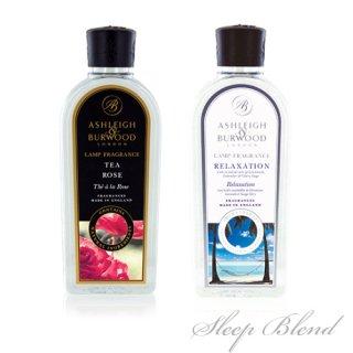 【香りの確認可能・正規品】Ashleigh&Burwood スリープブレンドセット(ティーローズ/リラクゼーション)