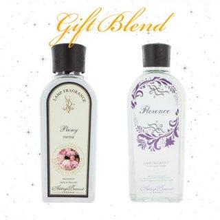 【香りの確認可能・正規品】Ashleigh&Burwood Giftブレンドセット(ピオニー/フローレンス)