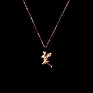 「MINI FAIRY」Necklace SV925 Pinkgold Coating