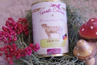 テラカニス グレインフリー 仔牛