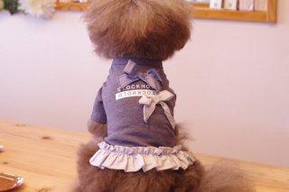 【即納】ルイスドッグ Bowholic Navy【Louis dog】