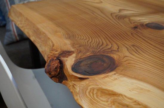 一枚板 ダイニングテーブル 杉(スギ)一枚板 大阪
