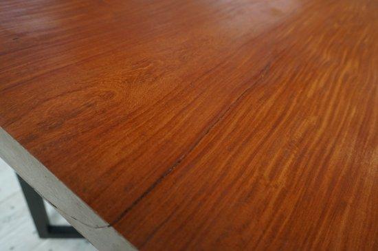 一枚板 ダイニングテーブル パーローズ一枚板 大阪