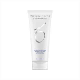エクスフォリエーティングクレンザー EXFOLIATING CLEANSER 洗顔料 混合肌(脂性乾燥肌) ジェル状 ZO SKIN HEALTH ゼオスキンヘルス