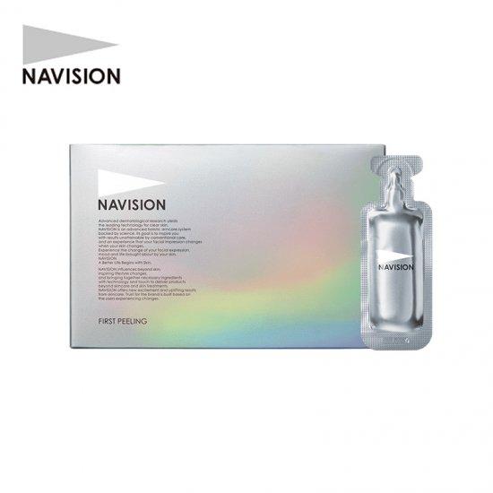 ナビジョン ファースト ピーリング 3g×1包入(1回分) NAVISION スキンケア