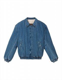 Reversible thinsulate bomber jacket
