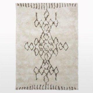 【LINIE DESIGN】SALAMANCA /WHITE/BLACK(200×140�)
