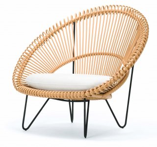 VINCENT SHEPPARD ROY COCOON CHAIR / FA-656B
