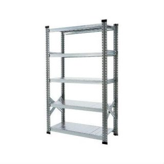 【METALSISTEM】5TIER STEEL SHELF W900