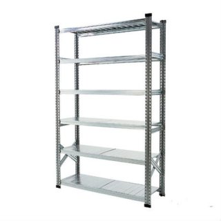 【METALSISTEM】6TIER STEEL SHELF W1200