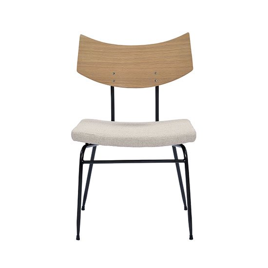 【SQUARE ROOTS】SOLI CHAIR /RAW OAK BEIGE FABRIC