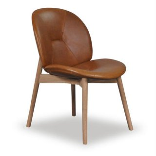 【SQUARE ROOTS】PACHA CHAIR /TAN LEATHER