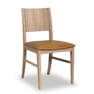 【SQUARE ROOTS】ESKA CHAIR /TAN LEATHER