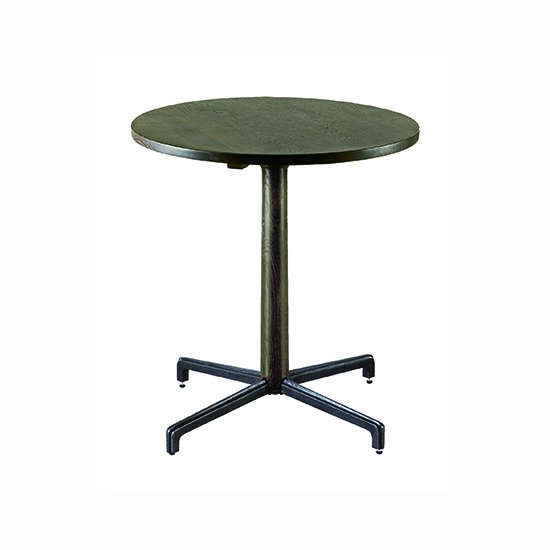 【SQUARE ROOTS】BISTORO ROUND TABLE /SEARD OAK