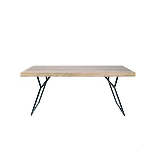 【dareels】YE 140 DINING TABLE
