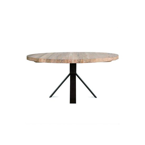 【dareels】JATI CIRCLE 110 DINING TABLE