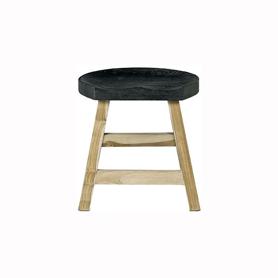 【dareels】 KING STOOL /BLACK