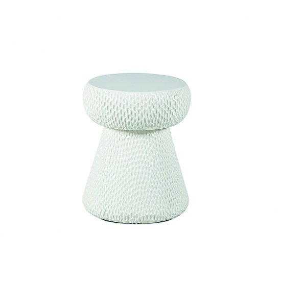 【dareels】CORK STOOL /WHITE