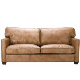【HALO】NEW COUNTHENRY 2P SOFA /TINOSSI CAMEL
