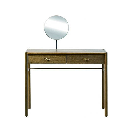 【SQUARE ROOTS】BALAM DRESSING TABLE SMOKED OAK