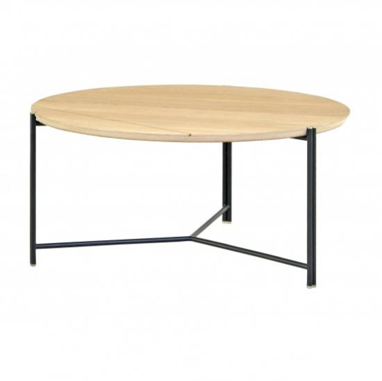 【SQUARE ROOTS】TRIO COFFEE TABLE S / RAW OAK