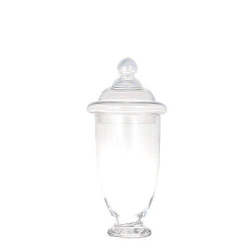 【ASPLUND】Glass jar Amande S