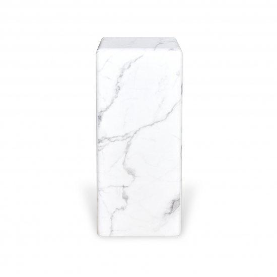 【ASPLUND】Pillar marble wh M