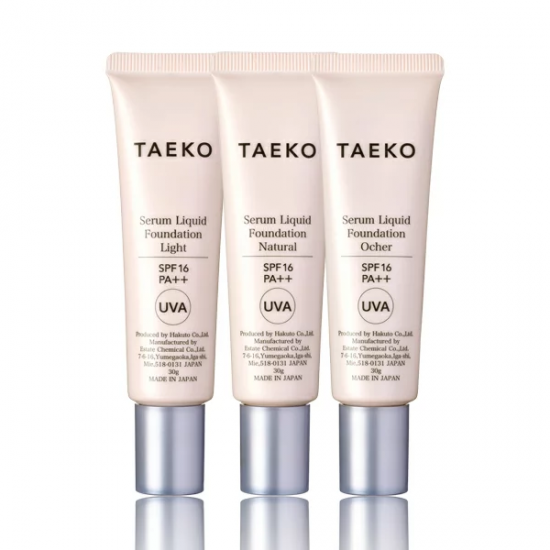 TAEKO 美容液ファンデーション