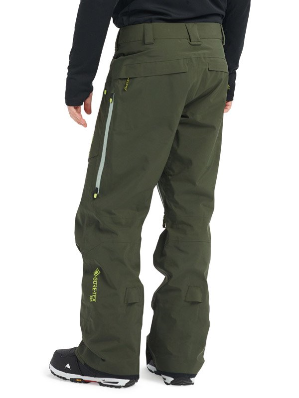 19/20モデル Men's Burton [ak] GORE-TEX Pro 3L Hover Pant #Forest Night [100231]
