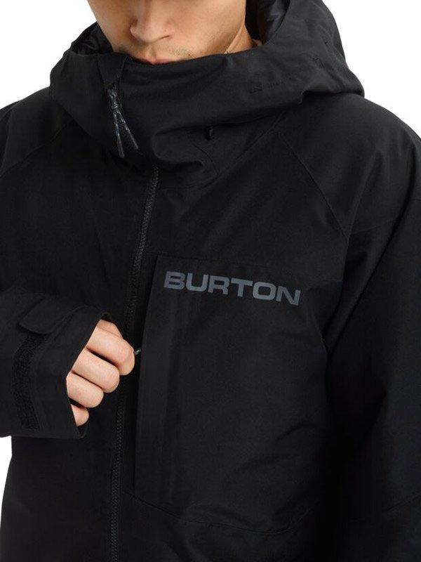 19/20モデル Men's Burton GORE-TEX Radial Shell Jacket #True Black [179851]