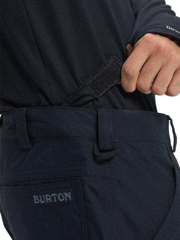 19/20モデル Men's Burton Southside Pant - Regular Fit #True Black [101921]