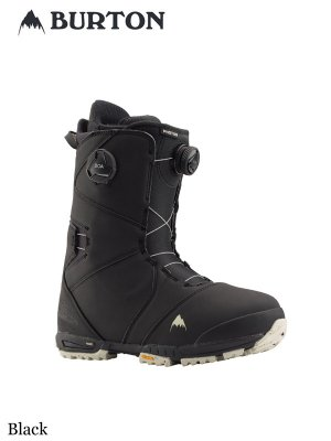 19/20モデル Men's Burton Photon Boa Wide Snowboard Boot #Black [206851] _ BURTON | バートン