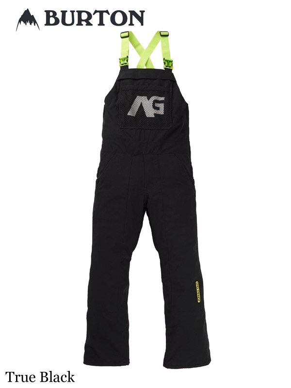 19/20モデル Men's Analog Ice Out Bib Pant #True Black [206241]