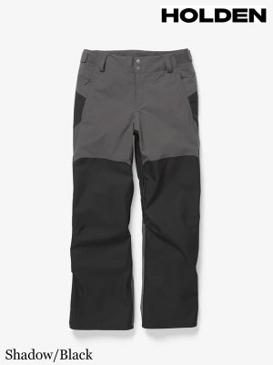 19/20モデル M's COLE PANT #Shadow/Black _ HOLDEN | ホールデン