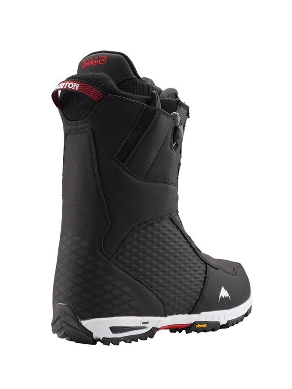 19/20モデル Men's Burton Imperial LTD Wide Snowboard Boot #Black [216021]