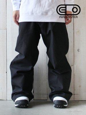 19/20モデル REVERT PANT #Black [AB20MP5_122] _ AIRBLASTER | エアブラスター