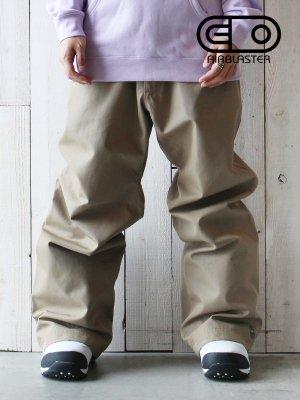 19/20モデル REVERT PANT #Khaki [AB20MP5_122] _ AIRBLASTER | エアブラスター